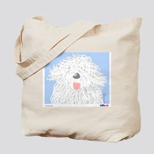 Sheepdog Tote Bag