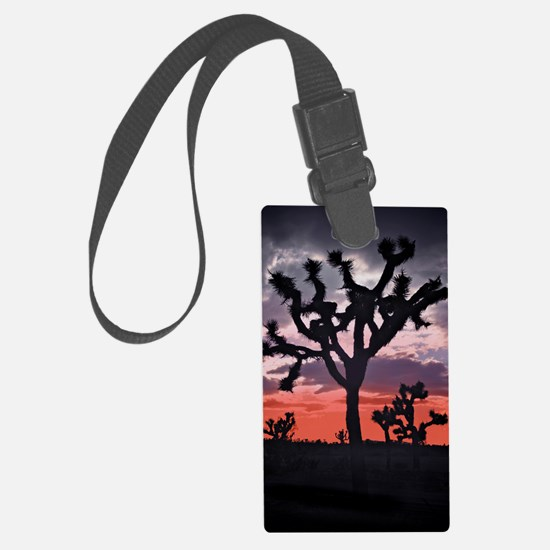 Joshua Tree Luggage Tag