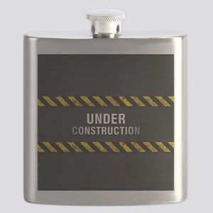 Construction Zone Flask