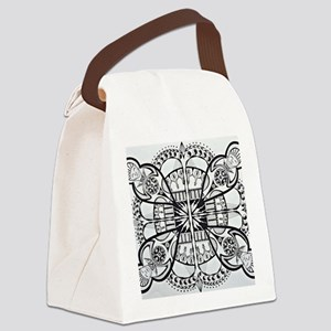 Four Grandmothers - Origins Canvas Lunch Bag