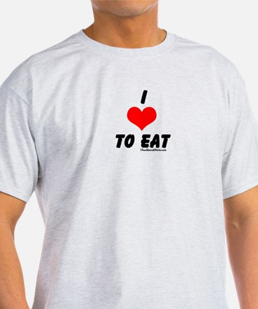 I love to eat T-Shirt