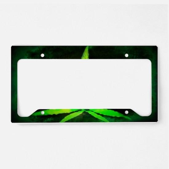 DrkGrungeBigger License Plate Holder