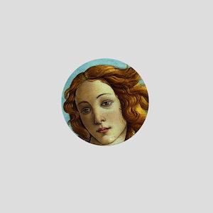 Sandro Botticelli Mini Button