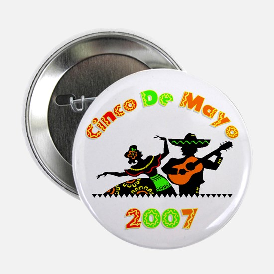 Cinco Dance 2007 Button