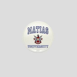 MATIAS University Mini Button