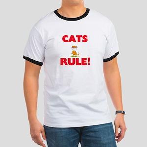 Cats Rule! T-Shirt