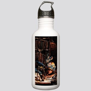 Vintage Chick Girl Wit Stainless Water Bottle 1.0L