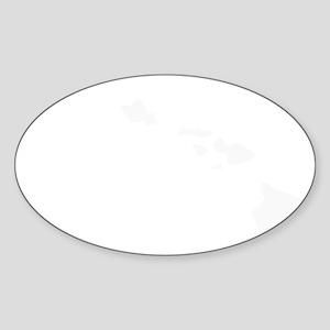HIblank Sticker (Oval)