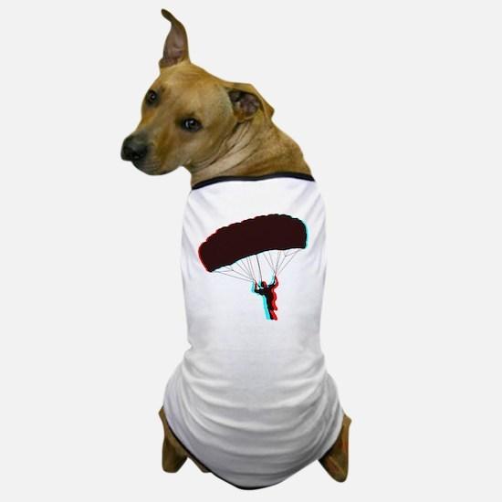 3D Canopy 1 Dog T-Shirt
