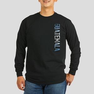 Guatemala Long Sleeve Dark T-Shirt