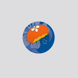 Jellyfish Gel Mousepad Mini Button