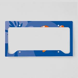 Jellyfish Car Magnet 20 x 12 License Plate Holder