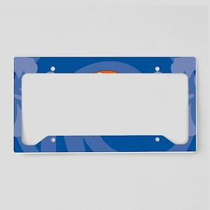 Jellyfish Aluminum License Pl License Plate Holder