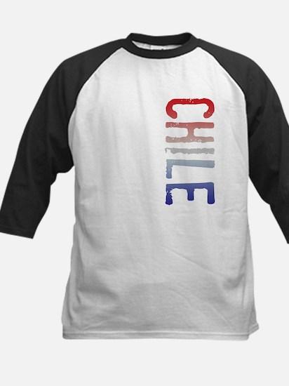 Chile Kids Baseball Jersey