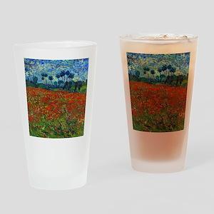 Van Gogh Drinking Glass