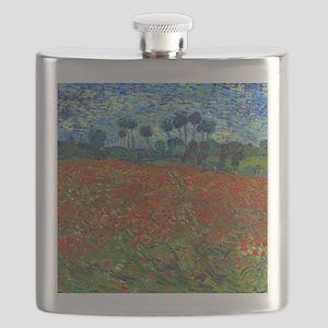 Van Gogh Flask