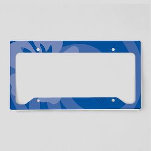 Jellyfish Toiletry Bag License Plate Holder