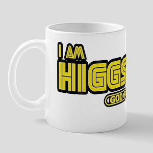 I Am Higgs Boson - Big Bang Theory God  Mug