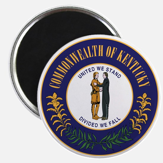Kentucky State Seal Magnet
