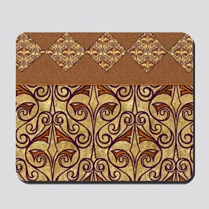 Pretty Egyptian Pattern Mousepad