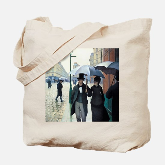Gustave Caillebotte Tote Bag