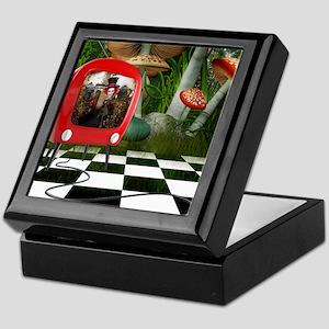 Wonderland Keepsake Box