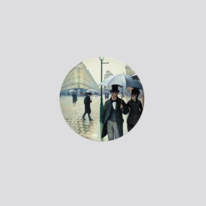 Gustave Caillebotte Mini Button