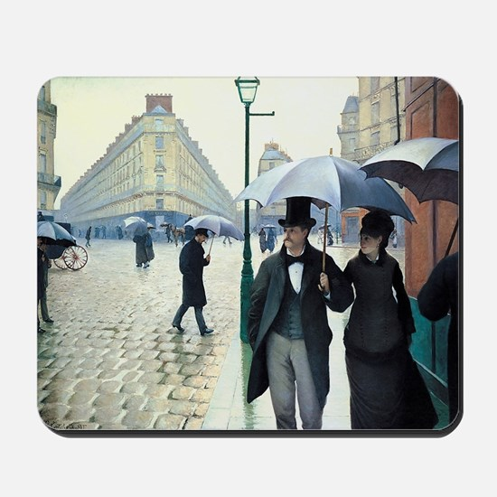 Gustave Caillebotte Mousepad