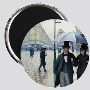 Gustave Caillebotte Magnet