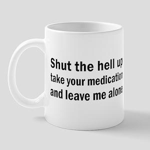 Time For Your Pill Mug