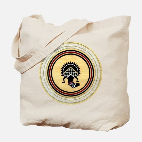 MIMBRES SUN BOWL DESIGN Tote Bag