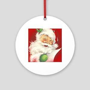 sv_pillow_case Round Ornament