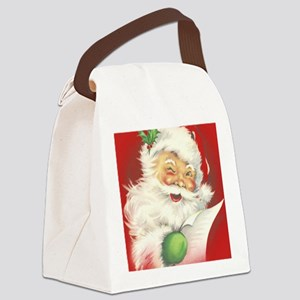 sv_incredible Canvas Lunch Bag