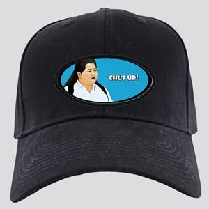 Chut Up! Black Cap