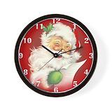 Christmas Basic Clocks