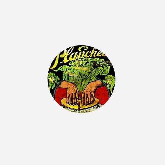 Vintage Ouija planchette Mini Button