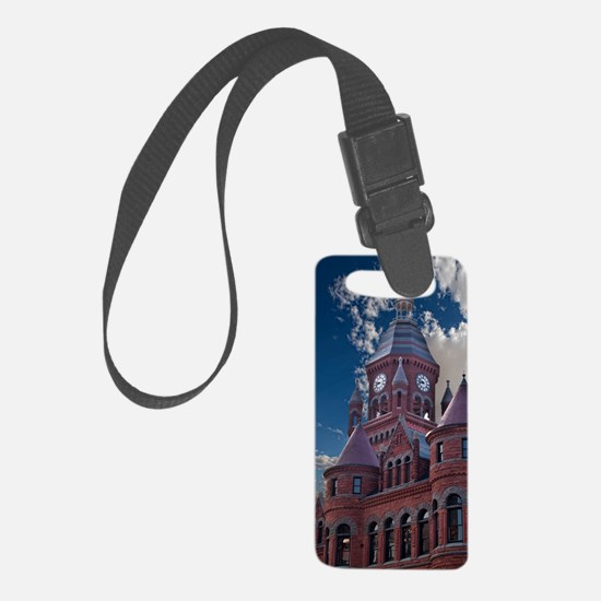 Dealey Plaza  DSC_6198 Luggage Tag