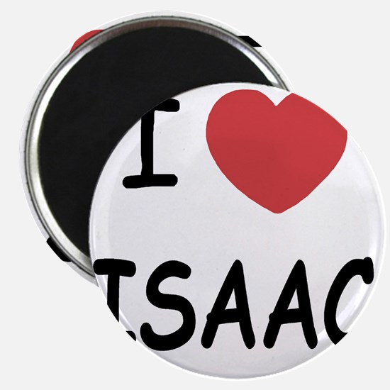 I heart ISAAC Magnet