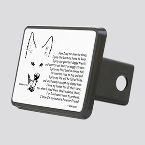 Now I Lay Me Down To Sleep Rectangular Hitch Cover