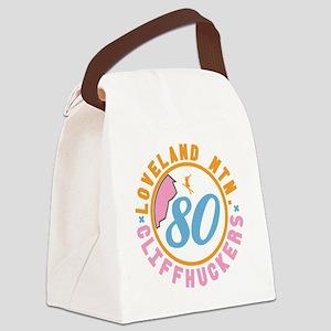 Loveland Cliffhuckers Canvas Lunch Bag