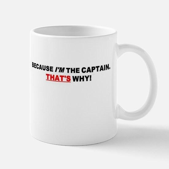 Captain Large Mugs