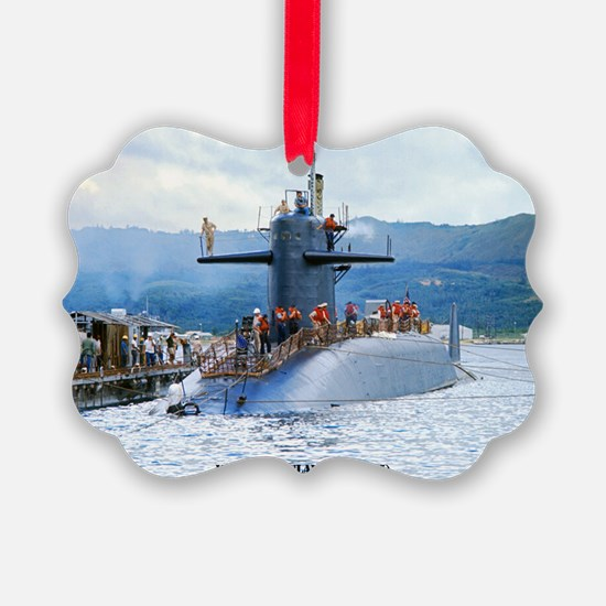 mp uss henry clay mini poster Ornament