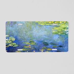 laptop_skin Aluminum License Plate