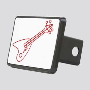 Rockin Chromosome Rectangular Hitch Cover