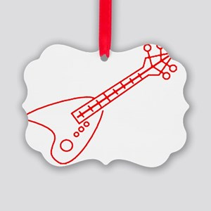 Rockin Chromosome Picture Ornament