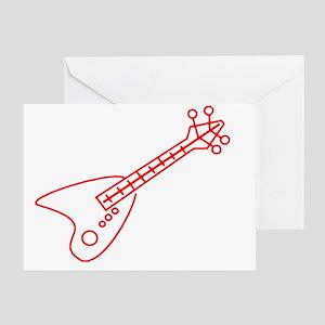 Rockin Chromosome Greeting Card
