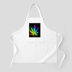 Rainbow Weed Apron