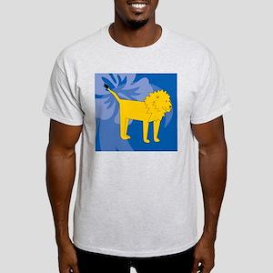 Lion Wine Label Light T-Shirt