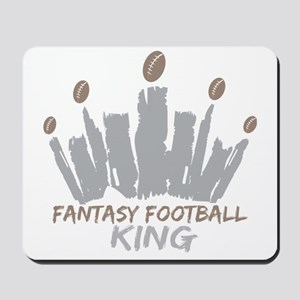 Fantasy Football King Mousepad