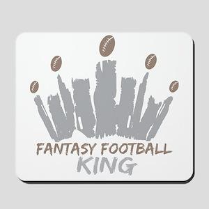 Fantasy Football King Mousepad